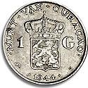 1 gulden srebro 900 10 g