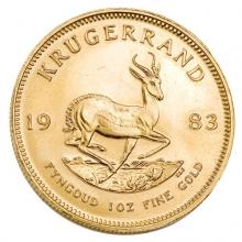 1 krugerrand 1oz 999,9
