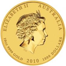 1000 dolarów australijskich 10 oz 999,9