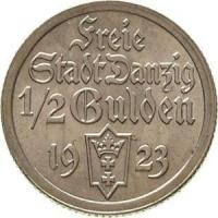 12 guldena Koga srebro 750 2,5g