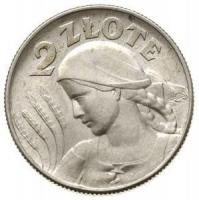 2 złote srebro 750 10g