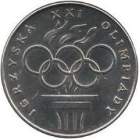 200 zł Olimpiada srebro 625, 14,5g