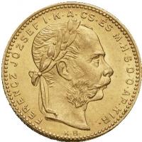8 forintów węgierskich 900 6,45 gr